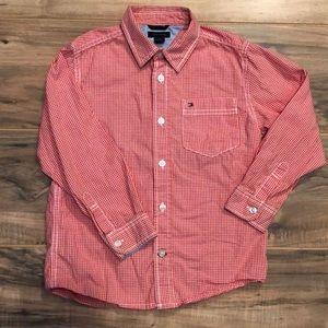 Tommy Hilfiger Shirt Size 5